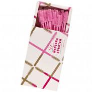 Miss Lashes Mascarabürsten rosa 100 Stück