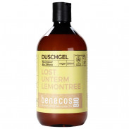 Benecos BIO Duschgel Ingwer-Zitrone 500 ml