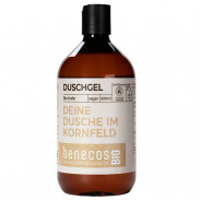 Benecos BIO Duschgel Hafer 500 ml