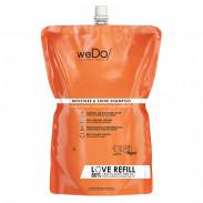 weDo Professional Moisture & Shine Shampoo Refill 1000 ml