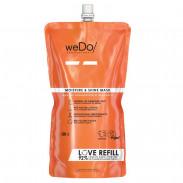 weDo Professional Moisture & Shine Mask Refill 500 ml