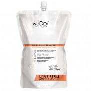 weDo Professional Rich & Repair Shampoo Refill 1000 ml