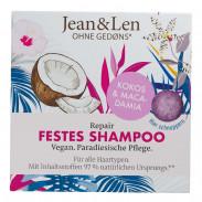Jean & Len Festes Shampoo Repair Kokos & Macadamia 60 g
