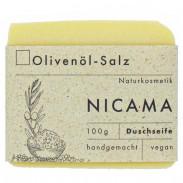 Nicama Seife Olivenöl-Salz 100 g