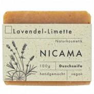 Nicama Seife Limette-Lavendel 100 g