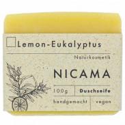 Nicama Seife Lemon-Eukalyptus 100 g