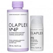 Olaplex Bundle No. 4-P + No. 8