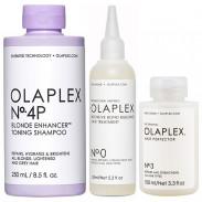 Olaplex Bundle No. 4-P + No. 0 + No. 3