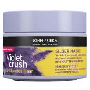 John Frieda Violet Crush Silber Maske 250 ml