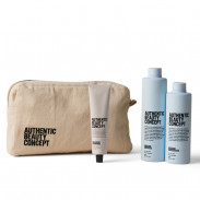 Authentic Beauty Concept Set Hydrate in Kosmetiktasche