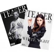 TEASER Magazine #21 White Night