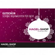 """hagel-shop Geschenk-Gutschein """"Weihnachtskugel"""""""