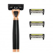 Shave-Lab Set AON Black Edition Gold Rush P.6+1 Men