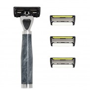 Shave-Lab Set AON Grey Marble P.6+1 Men
