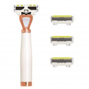 Shave-Lab Set AON White Edition Gold Rush P.L.6 Women