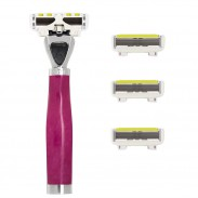 Shave-Lab Set AON Dark Lavender P.L.6 Women