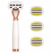 Shave-Lab Set AON White Edition Gold Rush P.L.6+ Women