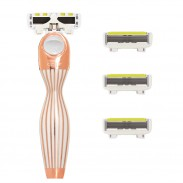 Shave-Lab Set SEIS White Edition Gold Rush P.L.6