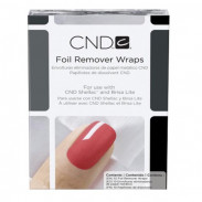 CND Shellac Foil Remover Wraps 10 St.