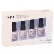 OPI Sheer Collection Nail Laquer 4er Mini Set