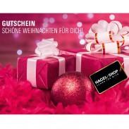 """Hagel Geschenk-Gutschein """"Schöne Weihnachten"""""""
