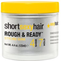 shortsexyhair Rough & Ready Styling Gunk