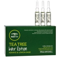 Paul Mitchell Tea Tree hair lotion Keravis & Lemon Sage