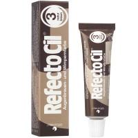 RefectoCil Augenbrauen- & Wimpernfarbe Nr. 3 Naturbraun 15 ml