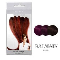 Balmain Hair Make Up Color Fringe WILD BERRY