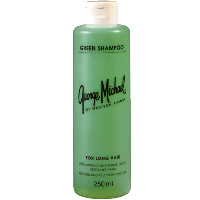 George Michael Green Shampoo