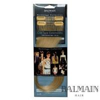 Balmain Clip Tape Extensions 25 cm Coffee Bean;Balmain Clip Tape Extensions 25 cm Coffee Bean