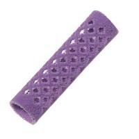 Comair Metallwickler violett lang 15 mm 12 Stück