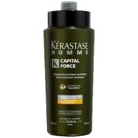 Kerastase Homme Shampoo Capital Force Densifiante 1000 ml