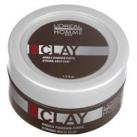 L'Oréal Professionnel Homme Clay 50 ml