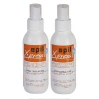 EpilXpress Spray Hommes 2x 125 ml