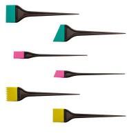 Hairforce Färbepinsel Set aus Silikon