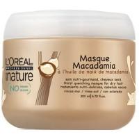 L'oreal série nature Macadamia Maske