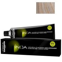 L'Oréal Professionnel INOA 10,1 platinblond leicht asch 60 ml