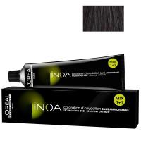 L'Oréal Professionnel INOA 4 mittelbraun 60 ml