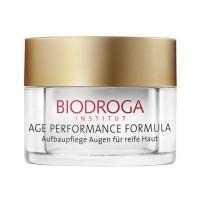 Biodroga Age Performance Formula  Aufbaupflege Augen