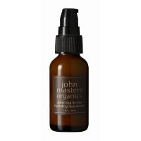john masters organics Green Tea & Rose Hydrating Face Serum 30 ml