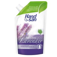 Handsan Natural Lavender Flüssigseife Nachfüllpack 300 ml