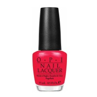 OPI Nagellack NLH61 Red Lights Ahead...Wehre?
