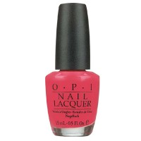 OPI Nagellack NLB35 Charged-Up Cherry