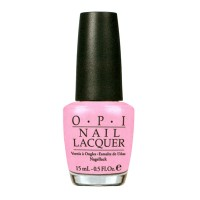 OPI Nagellack  NLH38 I Think in Pink