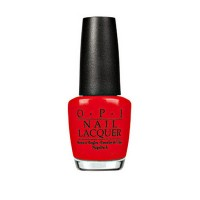 OPI Nagellack NLH42 red my fortune cookie