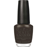 OPI Nagellack  NLT27 Get in the expresso lane