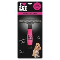 Pet Head Undercoat Rake Fellrakel;Pet Head Undercoat Rake Fellrakel