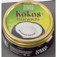 Swiss O-Par- Kokos-Haarwachs