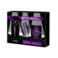 Spotlight Set SP 5.0 Zoll  incl. Siliconuhr LILA;Spotlight Set SP 5.0 Zoll  incl. Siliconuhr LILA;Spotlight Set SP 5.0 Zoll  incl. Siliconuhr LILA;Spotlight Set SP 5.0 Zoll  incl. Siliconuhr LILA;Spotlight Set SP 5.0 Zoll  incl. Siliconuhr LILA